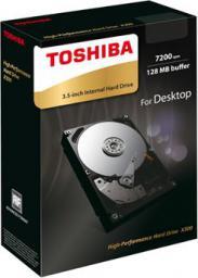 "Dysk Toshiba X300 5 TB 3.5"" SATA III (HDWE150EZSTA)"