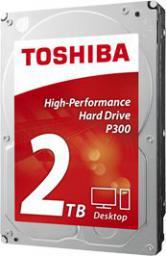 "Dysk Toshiba P300 2 TB 3.5"" SATA III (HDWD120EZSTA)"