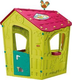 Curver Domek dla dzieci Magic Playhouse zielony
