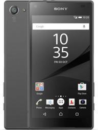 Smartfon Sony Xperia Z5 Compact 32GB Czarno-szary (1299-1434)