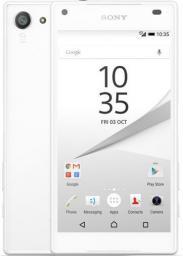 Smartfon Sony Xperia Z5 Compact 32GB Biały  (7311271545774)