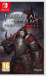 NS Immortal Realms Vampire Wars Nintendo Switch