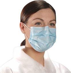 Maska ochronna na twarz - Antywirusowa Antybakteryjna