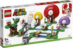LEGO Super Mario Toad szuka skarbu - zestaw rozszerzający (71368)