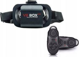 VR BOX Okulary 3d Vr Box Mini Gogle + Pilot Do Telefonu / Smartfona