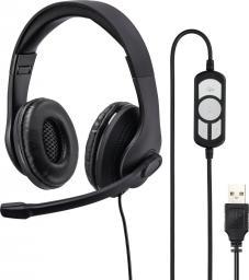 Słuchawki z mikrofonem Hama HS-USB300