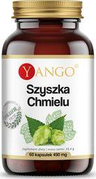 Yango Szyszka Chmielu 60 Kaps. Yango Ekstrakt Z Szyszki Chmielu Humulus Lupulus