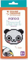 Graine Creative Naklejka Diamentowa Mozaika Panda