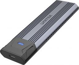 Kieszeń Unitek USB-C 3.2 Gen 2 - M.2 PCIe NVMe (S1204B)