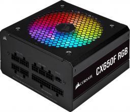Zasilacz Corsair CX650F RGB 650W Czarny (CP-9020217-EU)