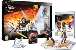 Gry Disney Infinity 3.0 Star Wars Starter Pack PlayStation PS 3