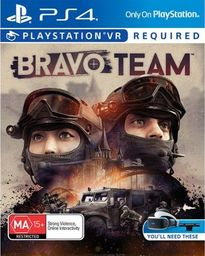 Gra Bravo Team PSVR - PS4