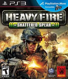 Gra Heavy Fire Shattered Spear - PS3