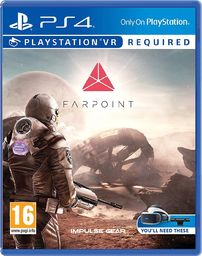 Gra Farpoint VR dla PlayStation 4 PS4