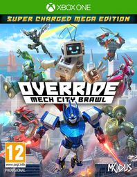 Gra Override: Mech City Brawl Xbox One