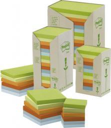 Blok biurowy Post-it Bloczek samoprzylepny 76x76 16szt. pastelowy (FT510110354)