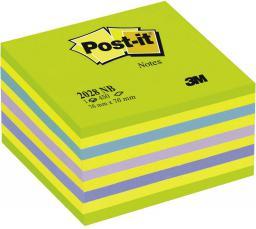 Blok biurowy Post-it Bloczek samoprzylepny 76x76/450K niebieski (FT510093212)