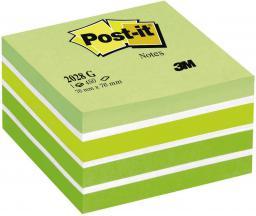 Blok biurowy Post-it Bloczek samoprzylepny 76x76/450K zielony (FT510093238)