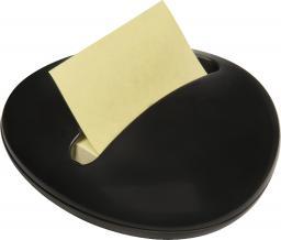 Blok biurowy Post-it Podajnik do bloczków STONE czarny + bloczek R330 (FT510283805)