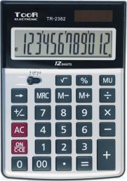 Kalkulator Toor Electronic TR-2382 12-pozycyjny (KA6860)
