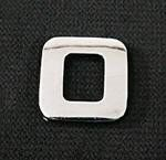 Emblemat / naklejka - chrom cyfra ''0'' uniwersalny