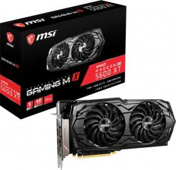 Karta graficzna MSI Radeon RX 5600 XT Gaming MX 6GB GDDR6 (RADEON RX 5600 XT GAMING MX)