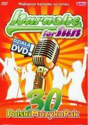 Karaoke for Fun Polski MuzykoPak 30