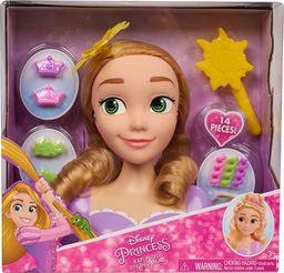 Just Play Disney Princess - Głowa do stylizacji Roszpunka