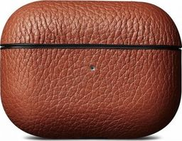 WOOLNUT WOOLNUT Leather Case Cognac for AirPods Pro