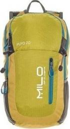 Milo Plecak turystyczny Puyo 20 lime green/ocean blue