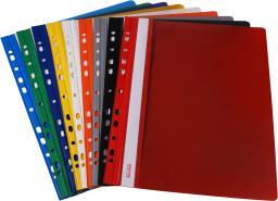 Biurfol Skoroszyt twardy PVC zawieszany A4 20szt. czerwony (BF5166)