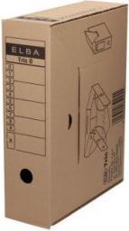 Elba Pudło archiwizacyjne TRIC 0 265x95x340mm brązowe (100552623)