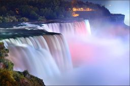 AC Fototapeta Wodospad Niagara flizelina 130g 90x60