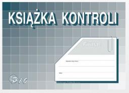 Michalczyk & Prokop Książka kontroli A5 32 strony (P10)