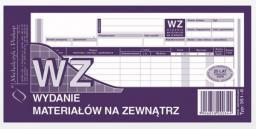 Michalczyk & Prokop Wydanie materiałów na zewnątrz 1/3 A4 80 kartek (351-8)