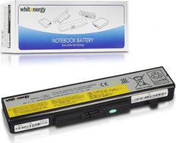 Bateria Whitenergy do Lenovo G580, 11.1V, Li-Ion, 4400mAh (10041)