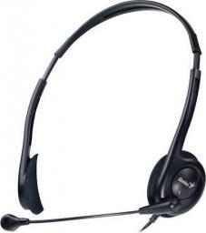 Słuchawki z mikrofonem Genius HS-M200C (31710151103)