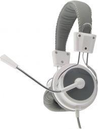 Słuchawki z mikrofonem Esperanza EAGLE EH154W Białe