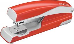 Zszywacz Leitz średni metalowy 30 kartek czerwony (55020020)