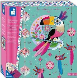 Janod Multi zestaw kreatywny 11 dekoracji Tukan