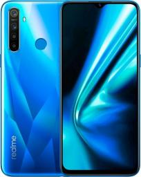 Smartfon realme 5s 128GB Dual SIM Niebieski