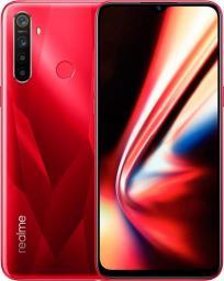 Smartfon realme 5s 128GB Dual SIM Czerwony