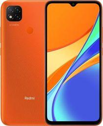 Smartfon Xiaomi Redmi 9C 32GB Dual SIM Pomarańczowy