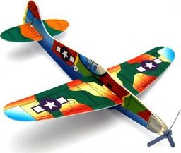 EduCORE Samolot ze styropianu samolot styropianowy pianka wzory lata EduCORE