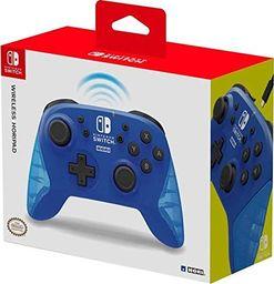 HoriPad Nintendo Switch bezprzewodowy (niebieski)