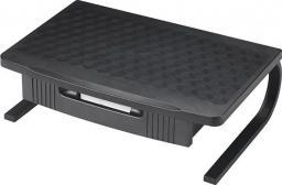 VeroTech Podstawa pod monitor/laptopa czarna (10002)