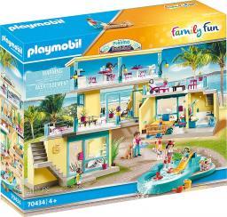 Playmobil Hotel na plaży (70434)
