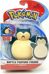 Wicked Cool Toys Pokemon Battle Feature Snorlax