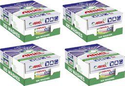 Ariel Zestaw - 4 x ARIEL Kapsułki do prania Kolor MegPack 3x35szt