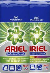 Ariel Zestaw ARIEL Proszek do prania Regular 10,5kg + ARIEL Proszek do prania Kolor 10,5kg